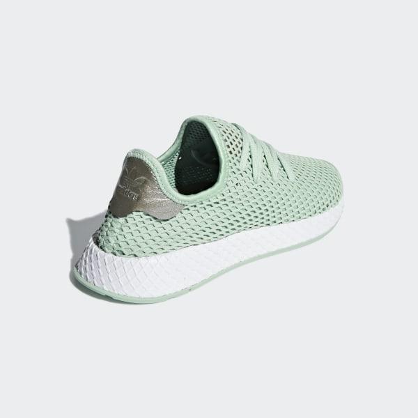 adidas Deerupt Runner W Chaussures Ash Green: Chaussures et Sacs