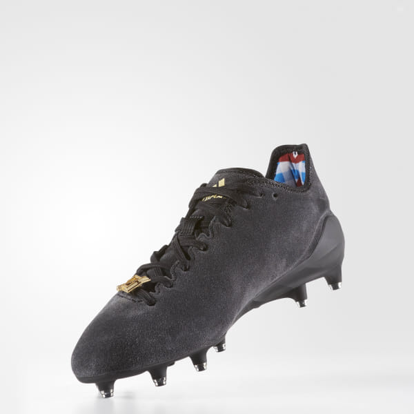 info for 56adc 4f928 adizero 5-Star 6.0 Sunday s Best Cleats Carbon   Core Black   Gold Metallic  BW0377
