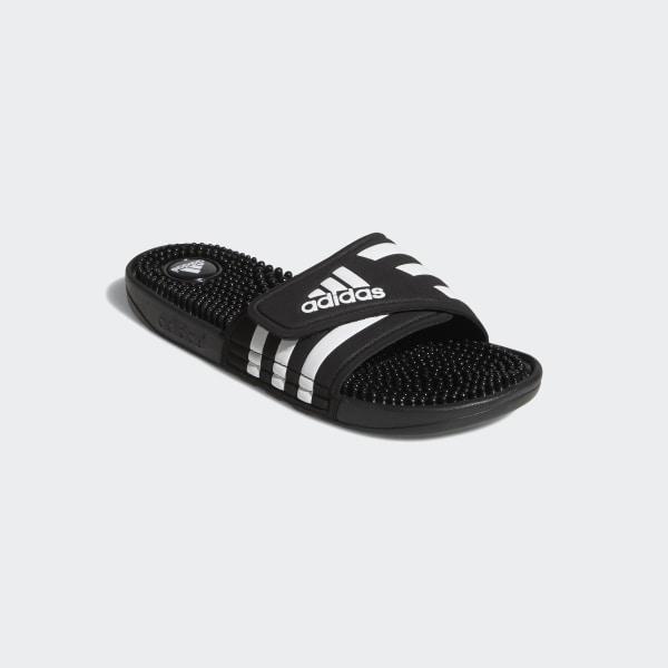 e90b2cec3 Adissage Slides Black / Black / Cloud White 087609
