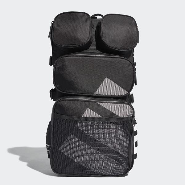 cb07d822ac9c7 adidas EQT Running Rucksack - schwarz
