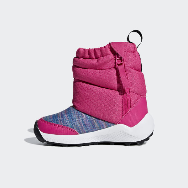 0814ccaf RapidaSnow Beat the Winter Boots Real Magenta / Reflective Silver / Ftwr  White AH2607