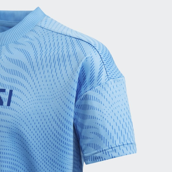 T shirt Messi Blu adidas | adidas Italia