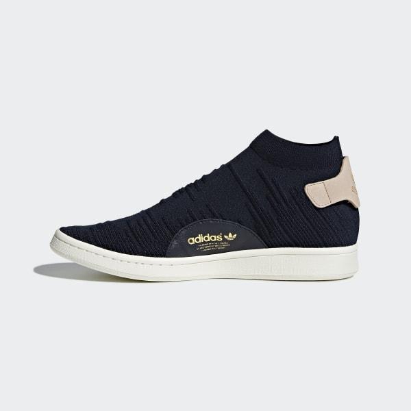 adidas Stan Smith Sock Primeknit Schuh Blau | adidas Deutschland