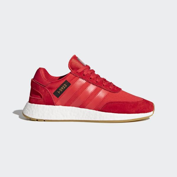 3bbec216d66d3c adidas I-5923 Shoes - Red | adidas UK