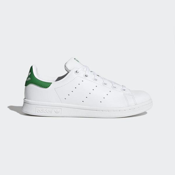 932b419918f49 Chaussure Stan Smith Footwear White   Green   Green M20605