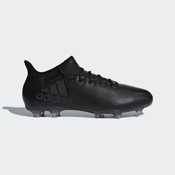 d0c00b84 adidas X 17.2 Firm Ground Boots - Black | adidas UK