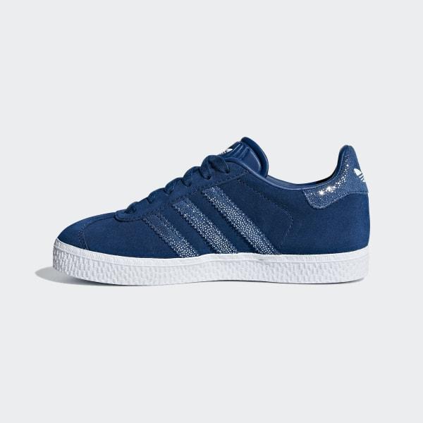 adidas gazelle bleu foncé, Adidas originals real madrid crew
