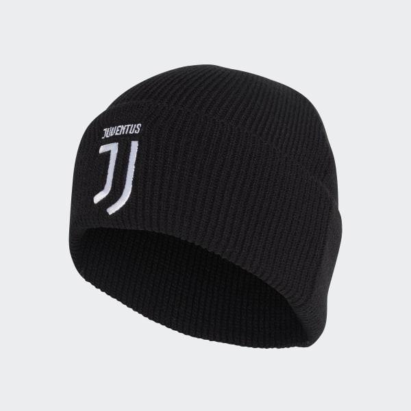 c0ad4f340 adidas Juventus Beanie - Black   adidas UK