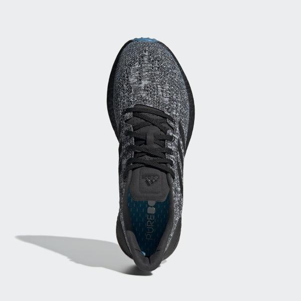 62967b00c Pureboost DPR LTD Shoes Core Black / Core Black / Active Red B37801