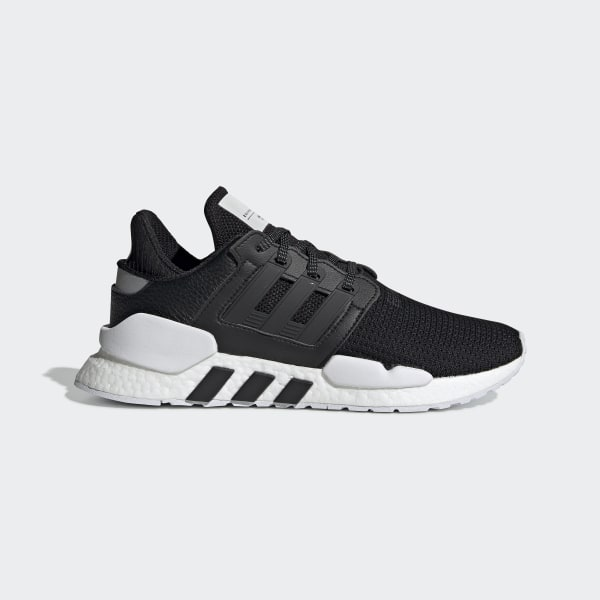 the latest 9ee62 a72a8 adidas EQT Support 91/18 Shoes - Black | adidas UK