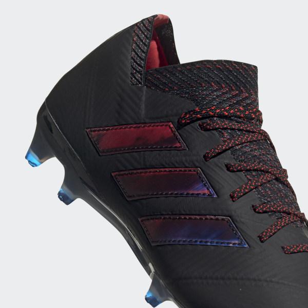 103f72c623a Nemeziz 18.1 Firm Ground Cleats Core Black   Core Black   Football Blue  D98007