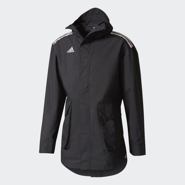 13a19b02c1 adidas Tango Future All-Weather Jacket - Black | adidas US
