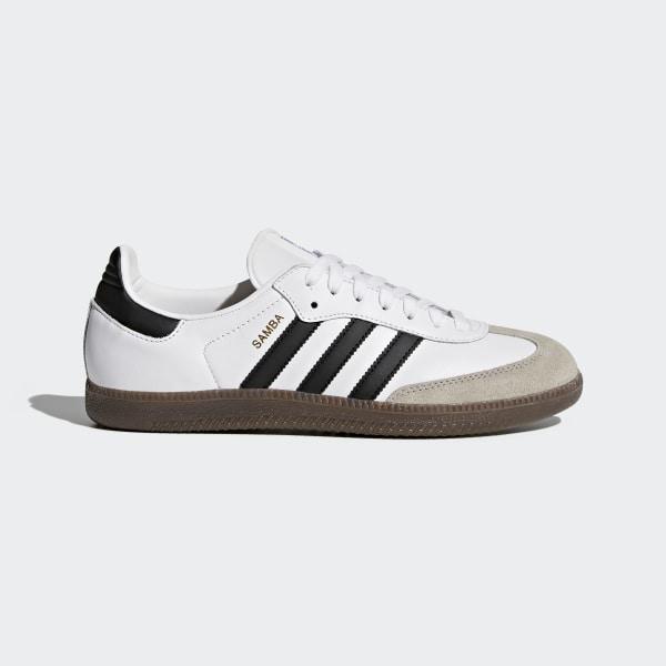 6dc4e1877 Samba OG Shoes Cloud White / Core Black / Clear Granite BZ0057