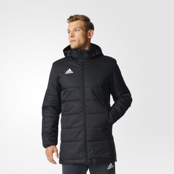 ab0b99c6 adidas Куртка утепленная TIRO17 - черный | adidas Россия