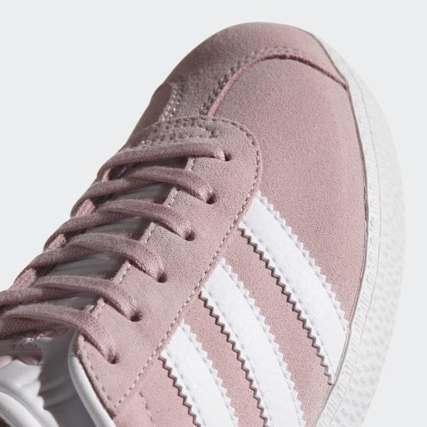 baskets pour pas cher 4a0a1 39eda Chaussure Gazelle - Rose adidas   adidas France