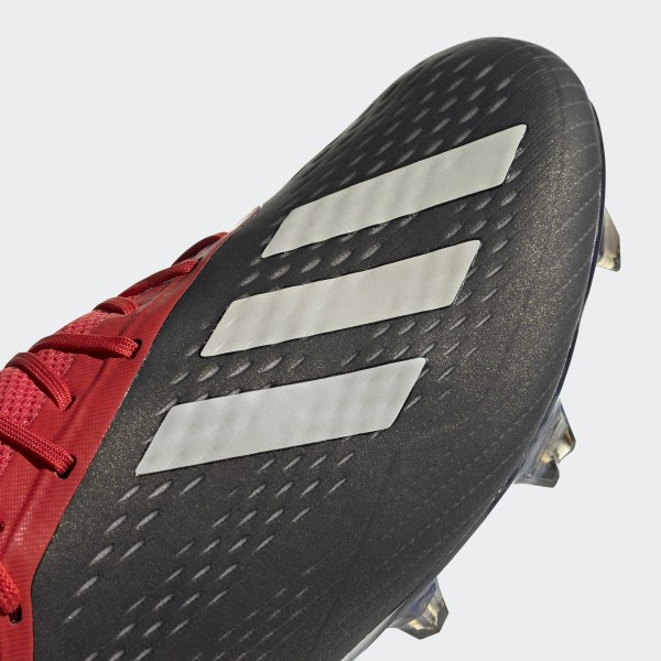 official photos d315a 37334 X 18.1 Firm Ground Cleats Core Black   Cloud White   Active Red BB9345