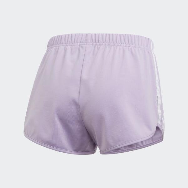 5766c2df4054 adidas 3-Stripes Shorts - Purple | adidas UK