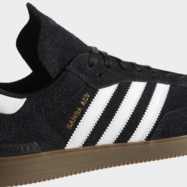 3930cb1db Samba ADV Shoes Core Black / Cloud White / Gum DB3189