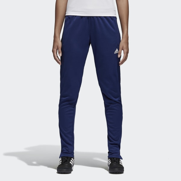 38228fba2 adidas Tiro 17 Training Pants - Blue | adidas US