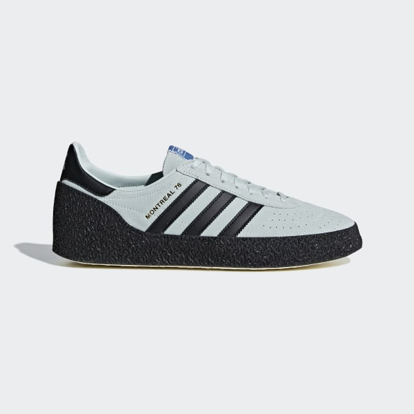 Montreal 76 Schoenen Turquoise / Core Black / Cream White BD7634