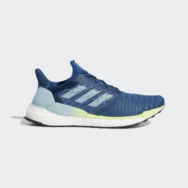 3390a7438f adidas SolarBoost Shoes - Blue | adidas US