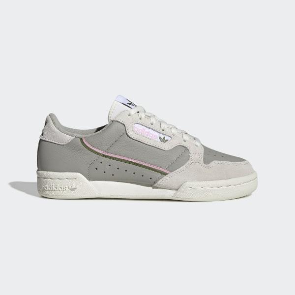 adidas Continental 80 sko Grå adidas Denmark adidas Denmark