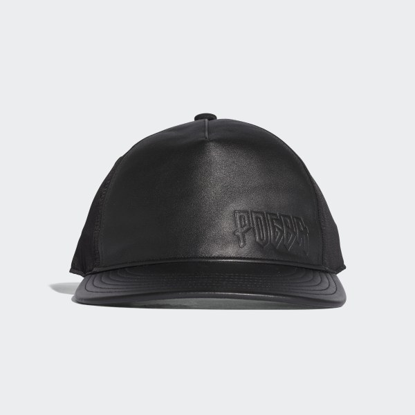 59b57267109 adidas Paul Pogba Flat-Brim Hat - Black