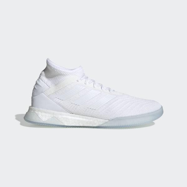 347d5c56e Predator 19.1 Shoes Cloud White   Cloud White   Football Blue BC0556