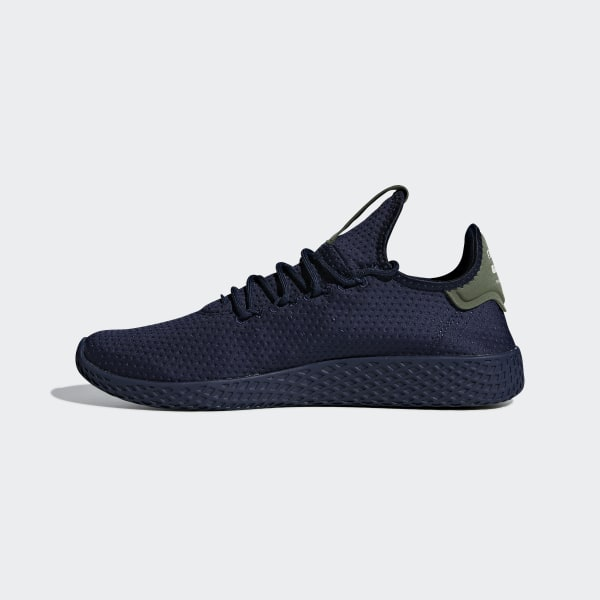 Details zu Adidas Men's Originals Pharrell Williams PW Tennis Human Shoes Navy(B41807)