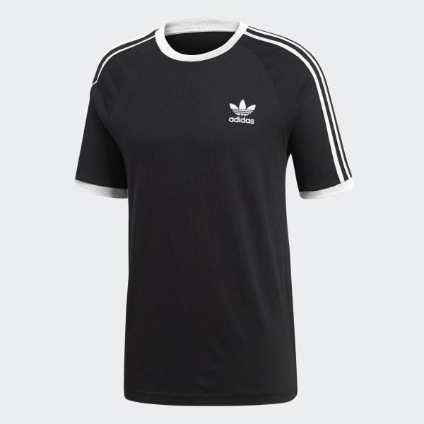 77230a1030d8c adidas 3-Stripes Tee - Black   adidas US