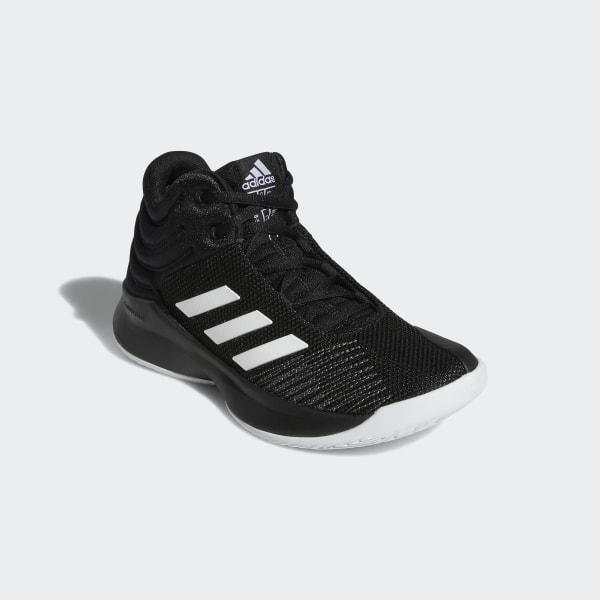 14141f64c5c Pro Spark 2018 Shoes Core Black   Cloud White   Grey AH2644