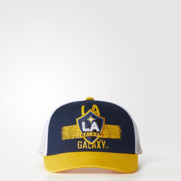 finest selection c60fa 477f9 LA Galaxy Trucker Hat Multicolor BM8497