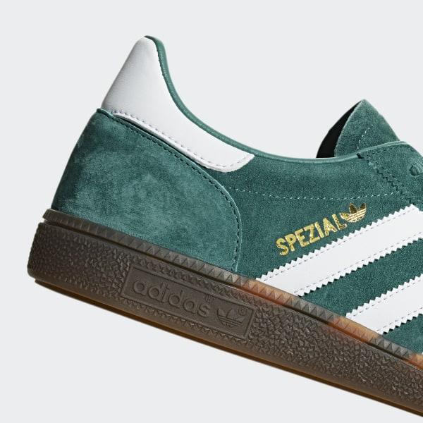 Details zu Adidas Handball Spezial Schuhe Originals Sport Freizeit Sneaker green BD7630