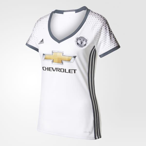 d41c6b4ec Manchester United FC Third Jersey White   Bold Onix AI6660
