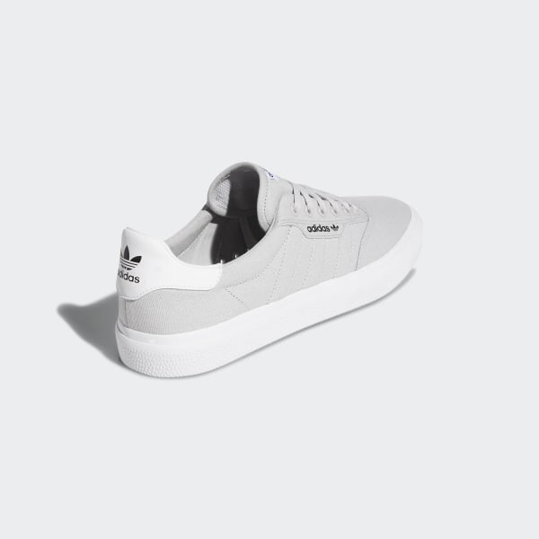 Adidas 3MC Vulc Shoes Light GreyLight GreyWhite