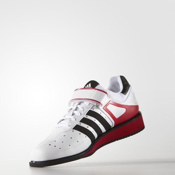 adidas Power Perfect 2 Weightlifting Shoes White | adidas Ireland