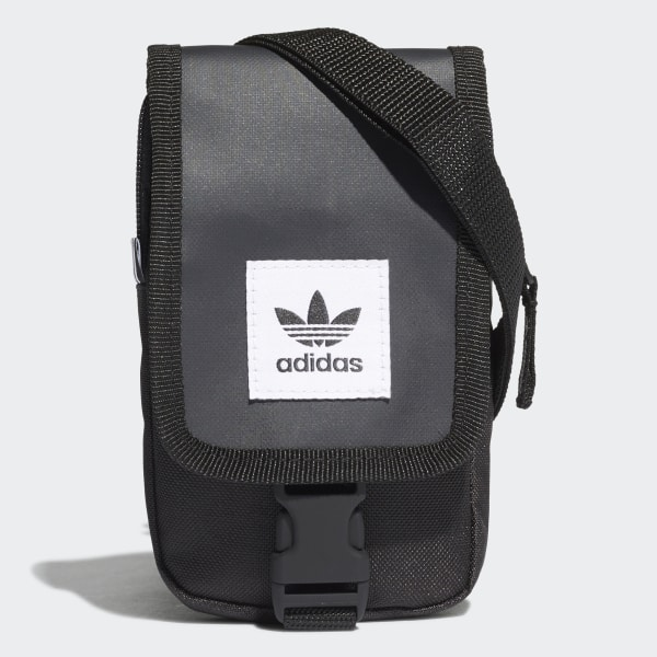 165a6f95d adidas Map Bag - Black | adidas Australia
