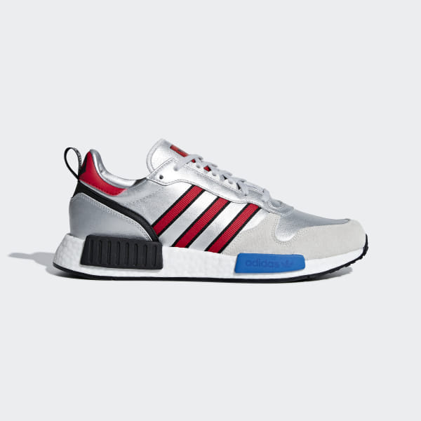 new style e7ae6 07587 adidas Rising StarxR1 Shoes - Silver | adidas US