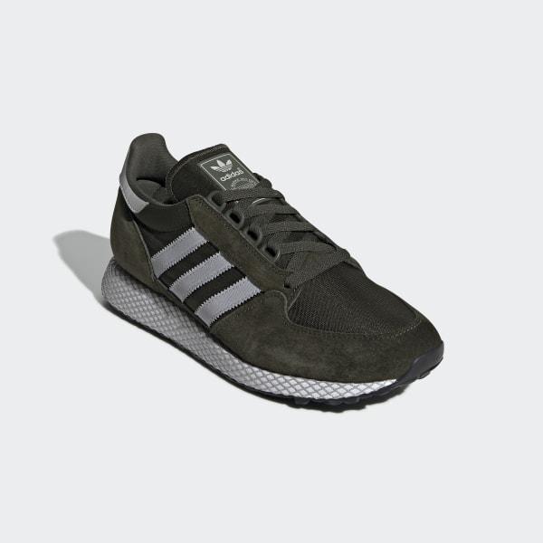 Chaussure Forest Grove Vert adidas | adidas France