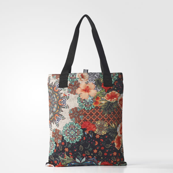 best service b0084 a54bb Jardim Agharta Shopper Bag Multicolor BR4142