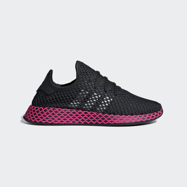 adidas Deerupt Runner Shoes - Black | adidas UK