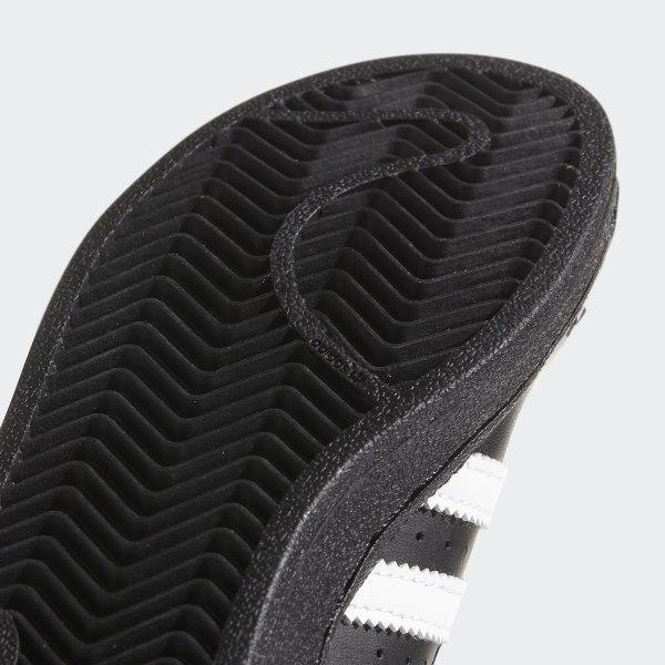 adidas Superstar Foundation Shoes - Black   adidas US