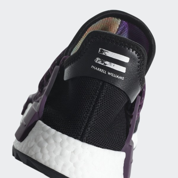 95c735051de Pharrell Williams Hu Holi NMD MC Shoes Core Black   Supplier Colour   Core  Black AC7033