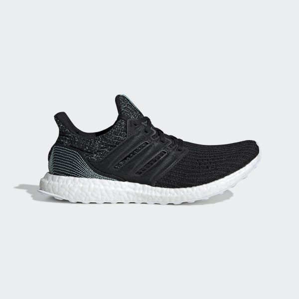 the best attitude 80475 f5bbd adidas Ultraboost Parley Shoes - Black | adidas Australia