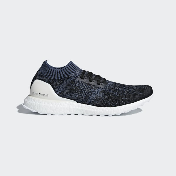 the latest ada88 4cc43 Ultraboost Uncaged Shoes Tech Ink   Core Black   Running White CM8278