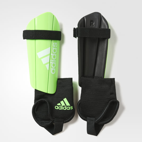 a28399f1e97 adidas Youth Ghost Shin Guards - Green