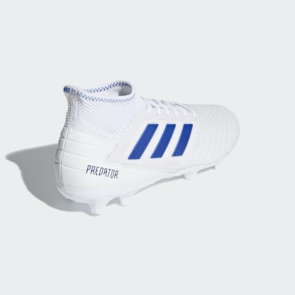 71aba7a9 adidas Predator 19.3 Firm Ground Cleats - White | adidas US