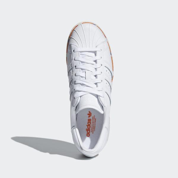 Chaussure Superstar 80s New Bold Blanc adidas | adidas France