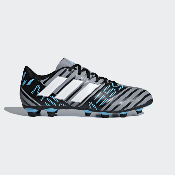 46b5ffe08407 Nemeziz Messi 17.4 Flexible Ground Boots Grey / Ftwr White / Core Black  CP9047