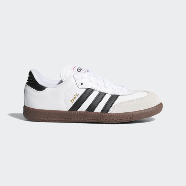 fa39a84b2 Samba Classic Shoes Cloud White   Black   Cloud White 463655